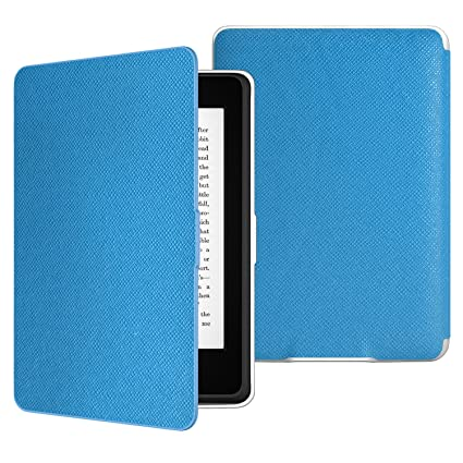 Capa para Kindle Básico da 8a geração - Rígida - Fecho Magnético -  Hibernação - Base 4b0a3a62de