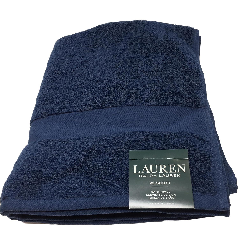 Ralph Lauren Classic Towels: 30%OFF Lauren Ralph Lauren Wescott Bath Towel Club Navy 30