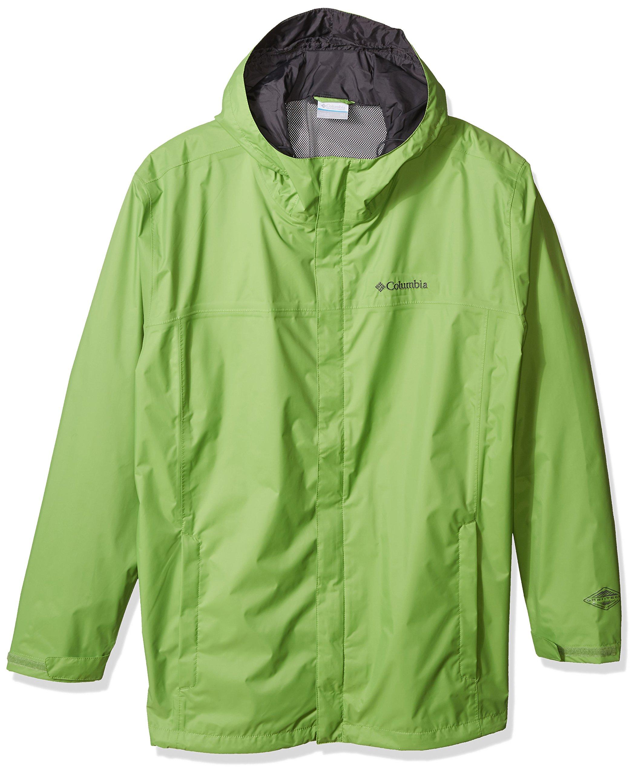 Columbia Men's Big and Tall Watertight Ii Jacket, Spring 4X