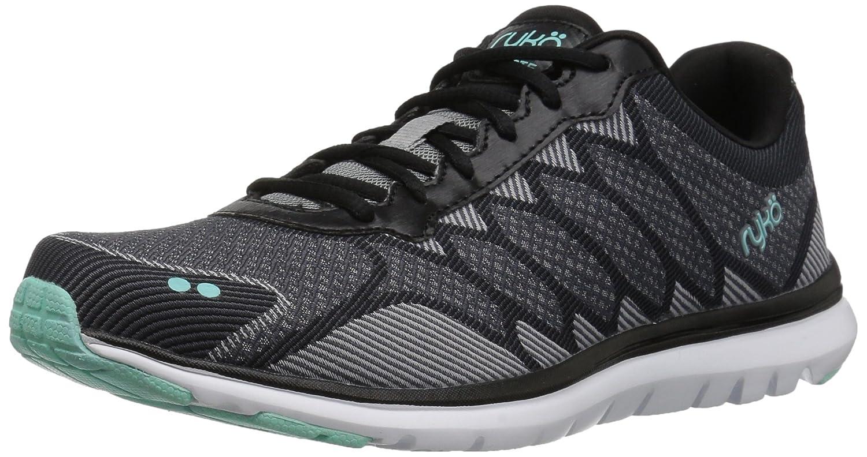 Ryka Women's Celeste Walking Shoe B01M24R3V4 8.5 W US Grey/Black