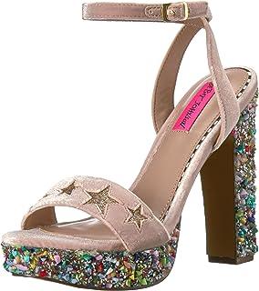 cb92fe1b41f Betsey Johnson Women s Kenna Dress Sandal