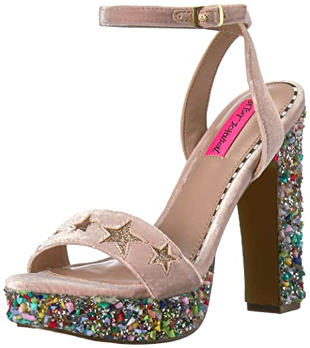 0480bfaa450 Betsey Johnson Women s Kenna Dress Sandal