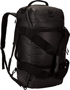 bago Carry on Traveling Backpack Duffle Bag - 3 Way Duffel Backpack for Travel & Sports - Waterproof Heavy Duty Gear Bag for Men & Women