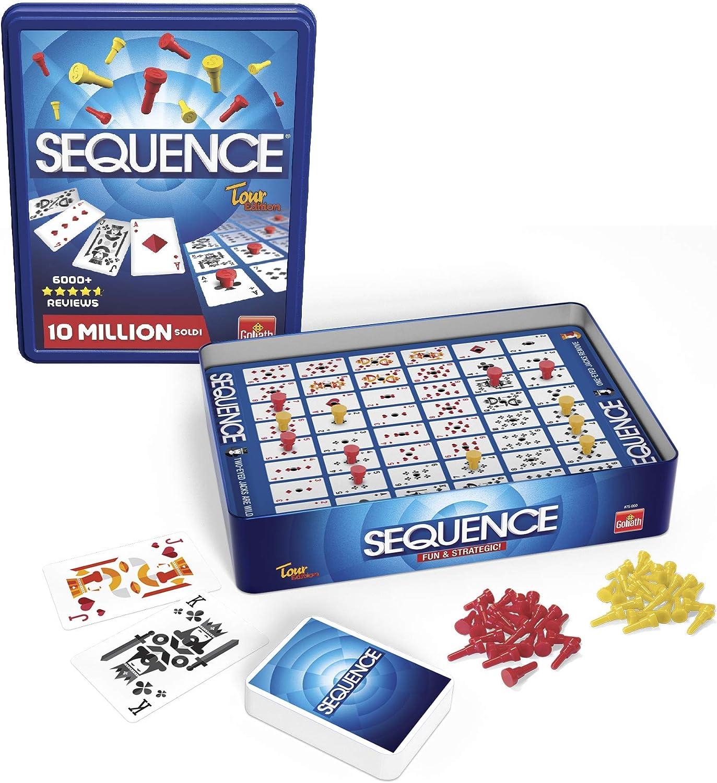 Sequence Tour Edition: Amazon.es: Juguetes y juegos