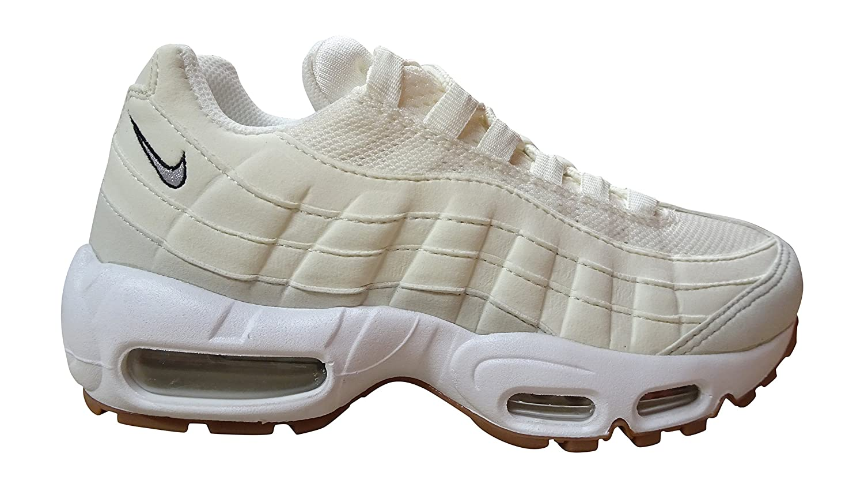 Nike 307960-103 Chaussures de trail running, fille, Blanc (Sail / Light  Bone-Light Bone-Gum Med Brown), 37 1/2: Amazon.fr: Chaussures et Sacs