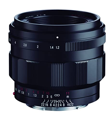 VoightLander NOKTON 40mm F1.2 Aspherical E-mount