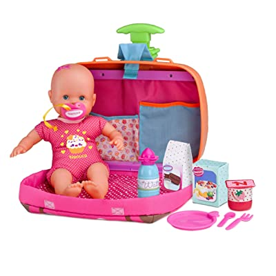 Nenuco – 700013791 – Doll – My Travel Companion: Toys & Games