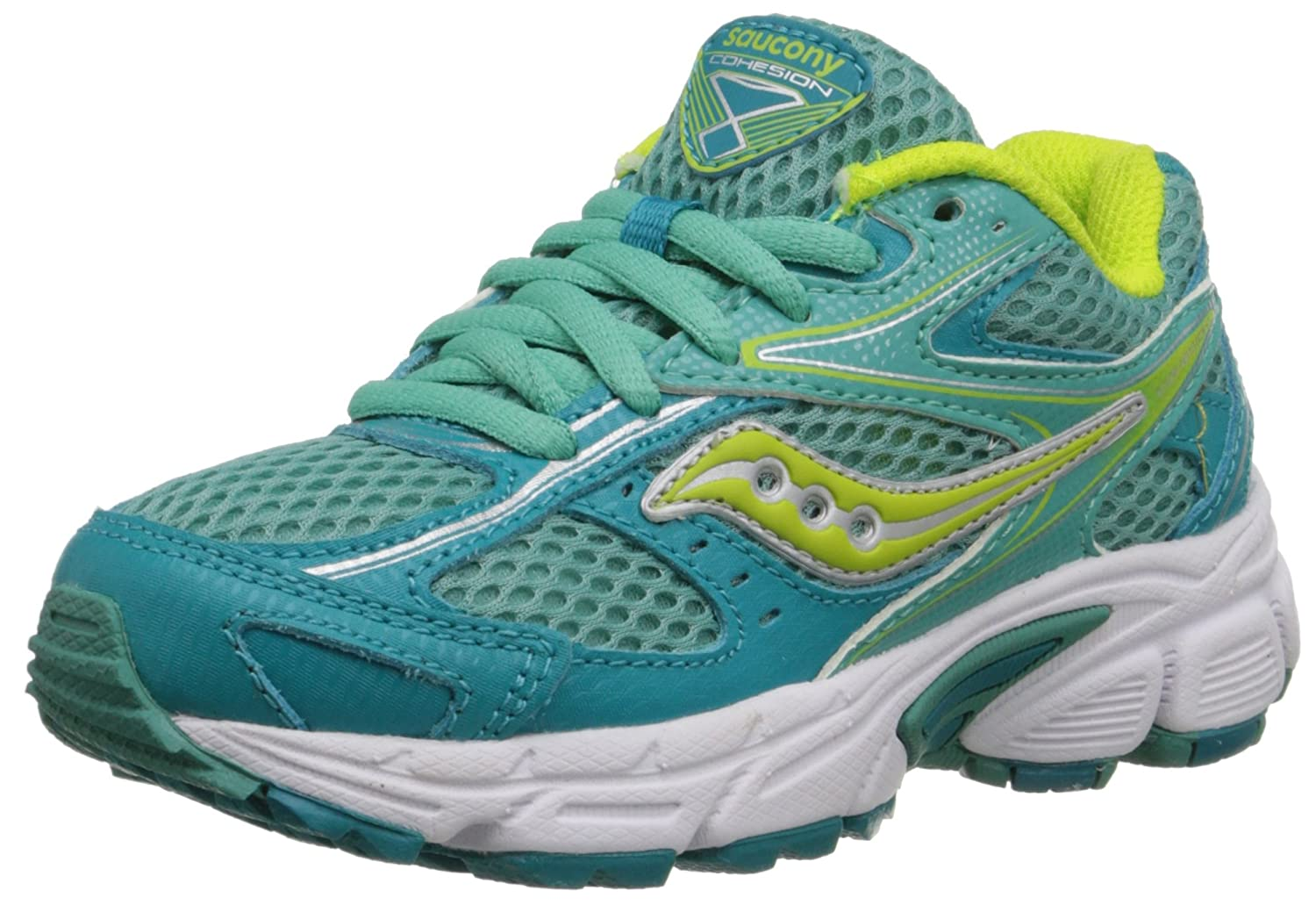 Saucony Cohesion 8 Lace Sneaker (Little KidBig Kid)