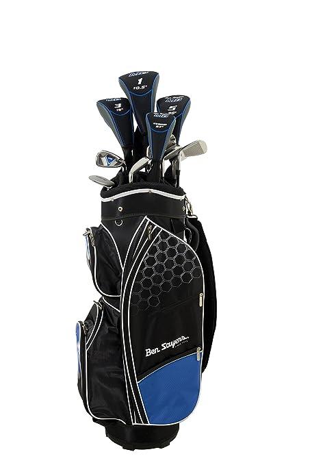 Ben Sayers M8 Juego Completo de Palos de Golf, Color Azul ...
