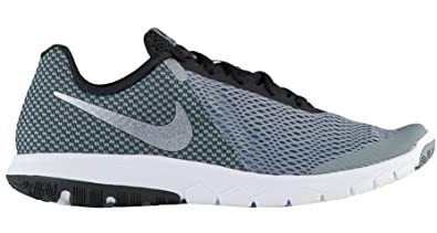 3648484b665b Image Unavailable. Image not available for. Color  NIKE WOMENS FLEX  EXPERIENCE RN 6 SHOES GREY MTLC COOL ...