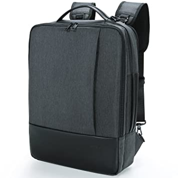 42a7bcdedd Amazon.com  Lifewit Convertible 15.6 Inch Laptop Backpack 4 in 1 Travel  Busniess Multi-functional Shoulder Briefcase Water Repellent College School  Computer ...