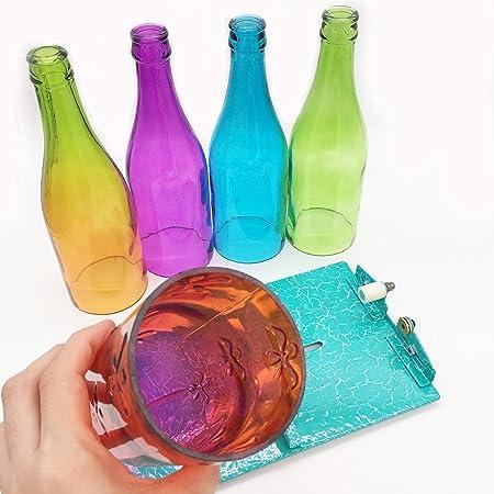 Cortadora de botellas de vidrio máquina de puntuación de la herramienta para la botella más larga: Amazon.es: Bricolaje y herramientas