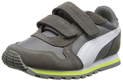 9d8b0eb09de the latest 84462 a49d7 puma st runner nl boys hi top sneakers shoes  trainers puma hat