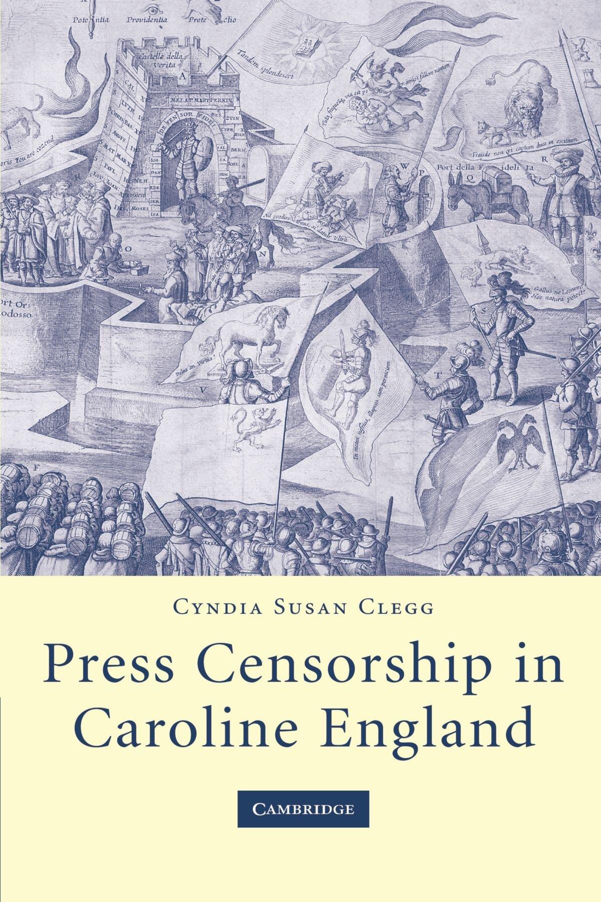 Press Censorship in Caroline England