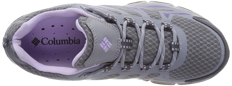 Columbia Damen Ventrailia 3 Low Outdry Trekking- & & & Wanderhalbschuhe Grau (Tradewinds grau Soft lila 032) 37 EU fabf85