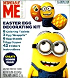 Despicable Me Easter Egg Decorating Kit