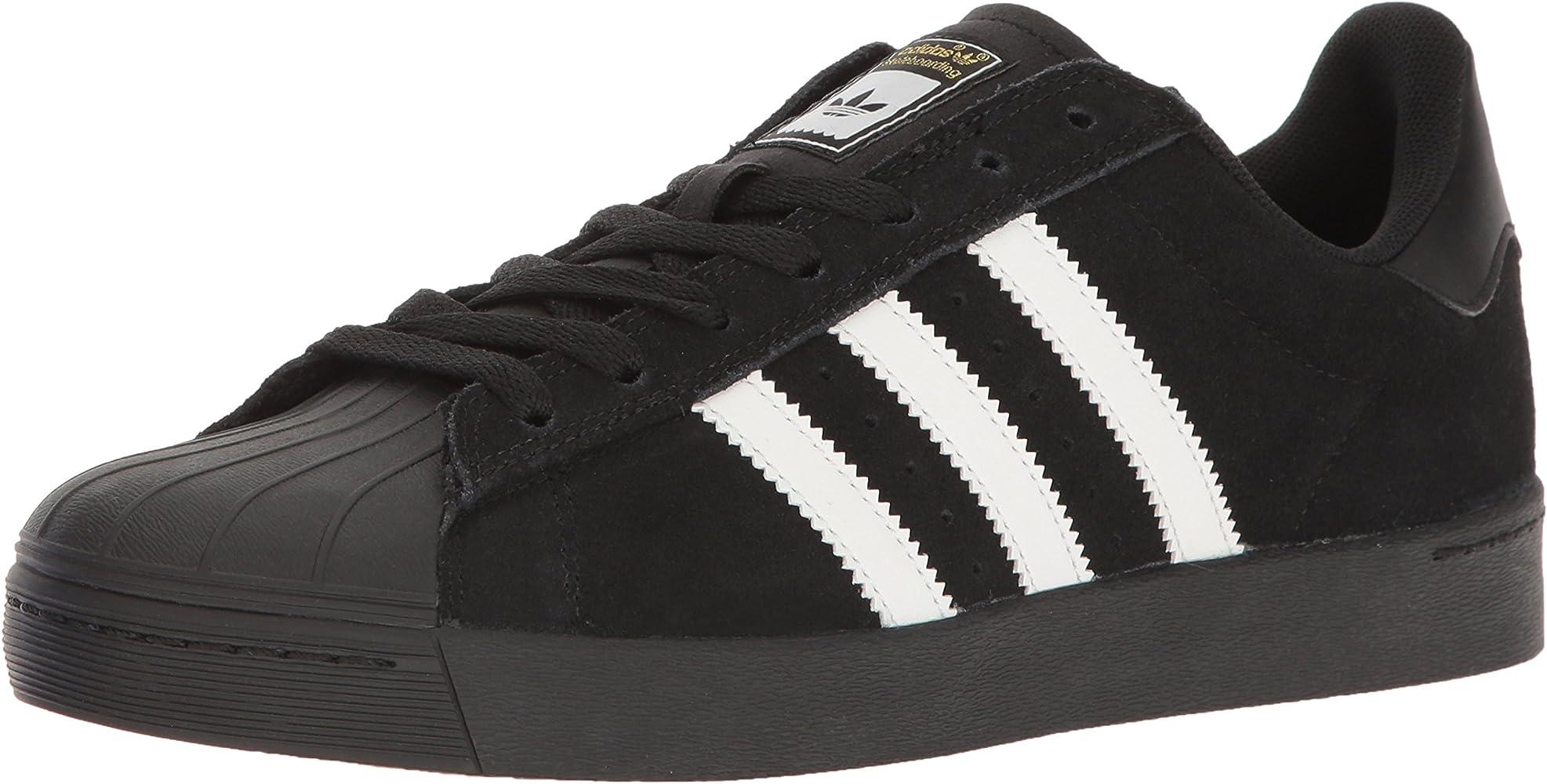 Cheap Adidas Superstar Vulc ADV Black Originals Mens Shoes