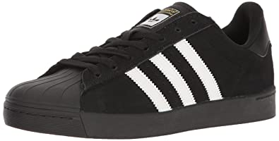 adidas Originals Men\u0027s Shoes | Superstar Vulc ADV, Core Black/White/Core  Black