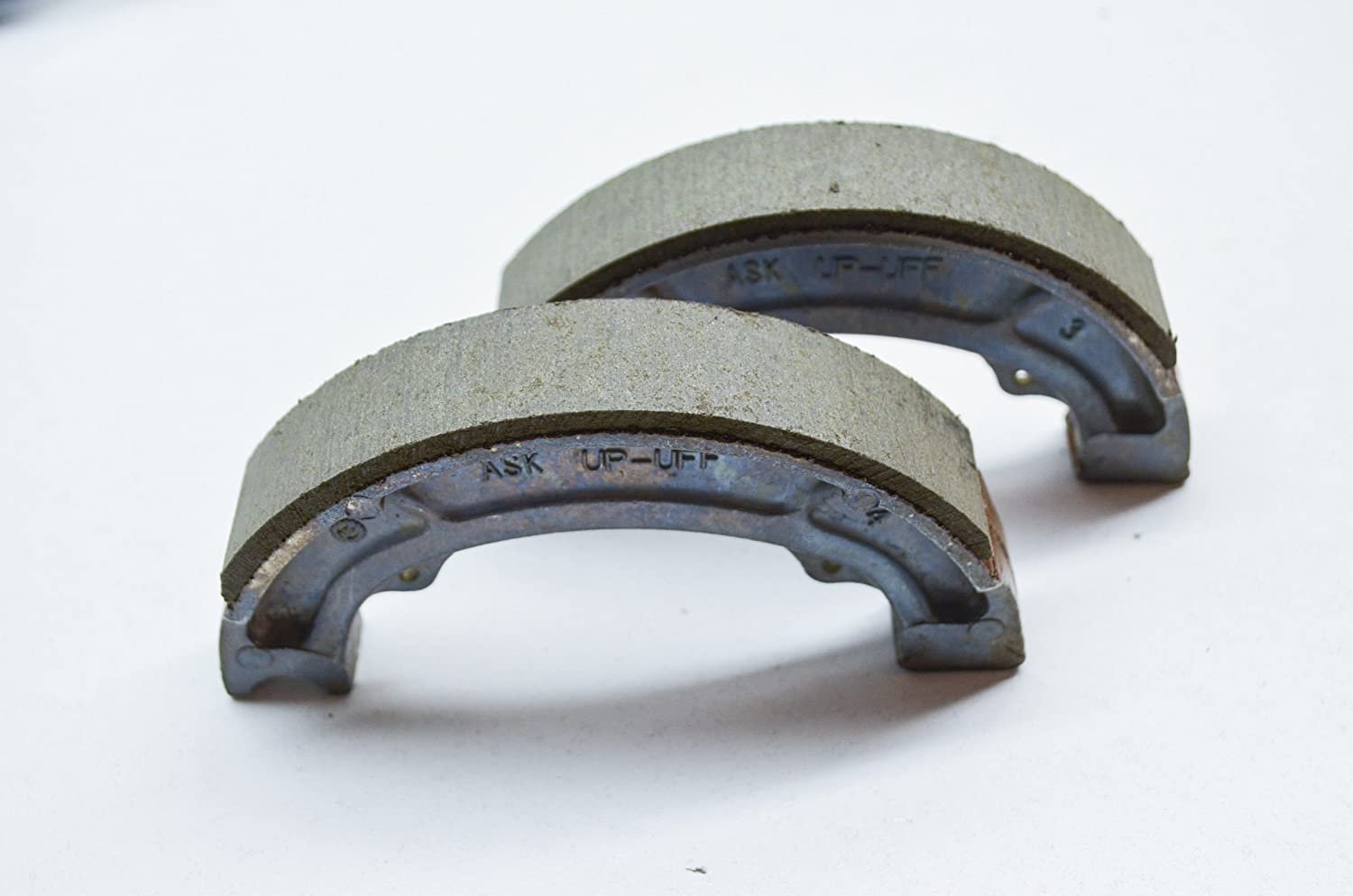Yamaha 322-W2535-00-00 Brake Shoe Kit; New # 322-W253A-10-00 Made by Yamaha