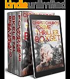 Christchurch Crime Thriller Boxset (A Christchurch Crime Thriller)
