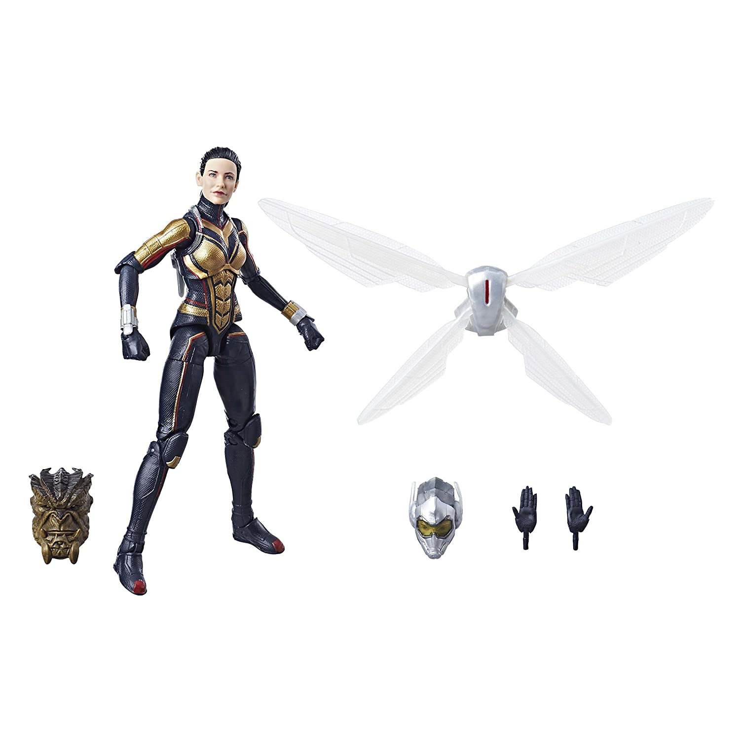 Avengers Marvel Legends Series 6-inch Marvel's Wasp Hasbro E1582