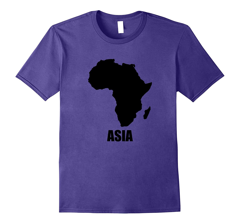 Africa Asia Funny t-shirts - Humor Tshirts-Art
