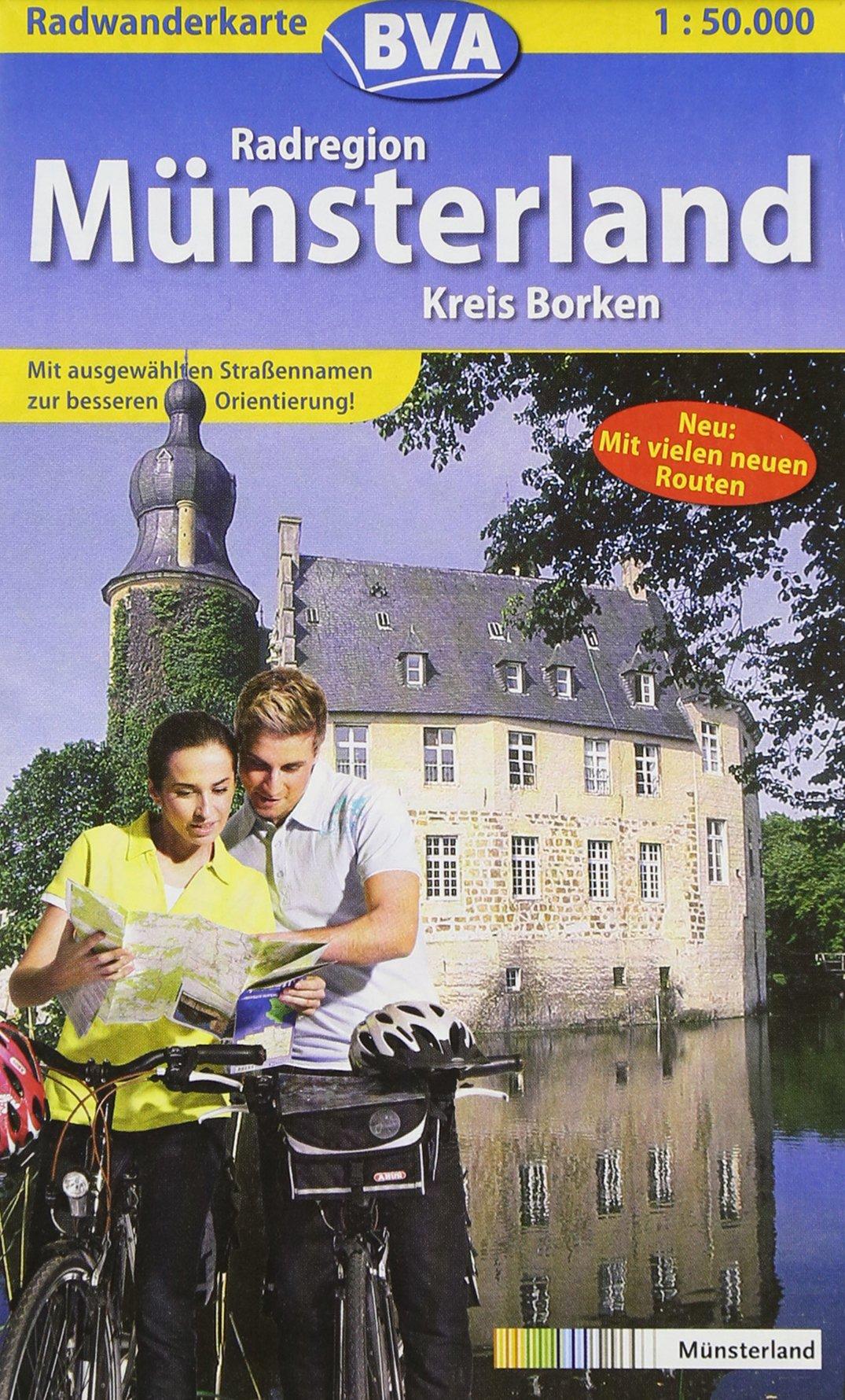 Lust auf Radwandern, Radelpark Münsterland, Kreis Borken