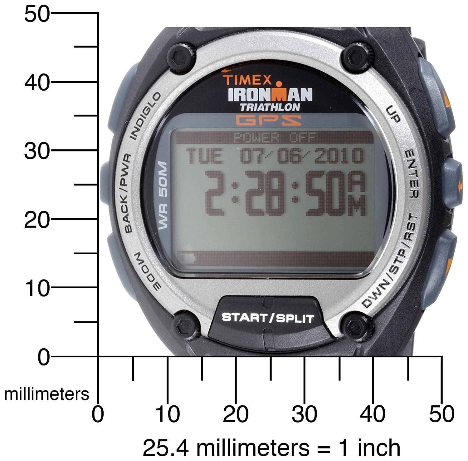 Gps Trainer Global Timex Ironman Watch iOkuXZP