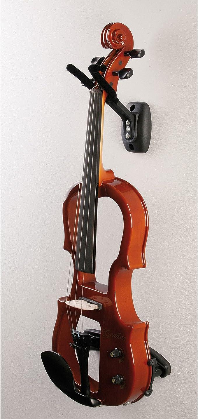 K&M 165/8 - Soporte de pared para violín: Amazon.es: Instrumentos ...