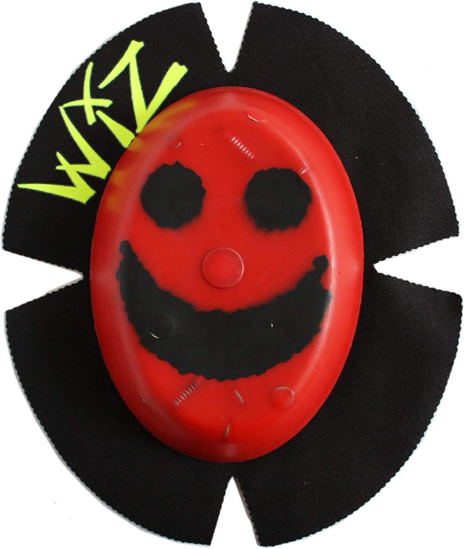 WIZ Racing Knieschleifer Sparky Smile pink-wei/ß
