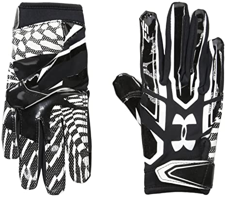 Amazon.com   Under Armour Boys F5 Football Gloves   Sports   Outdoors cddd1f9bce