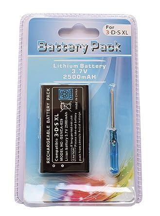 Link-e ®: batería recargable de 3.7V 2500mAh (destornillador ...