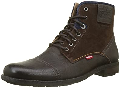 335ac197c8 Levi's Men's Fowler Biker Boots: Amazon.co.uk: Shoes & Bags