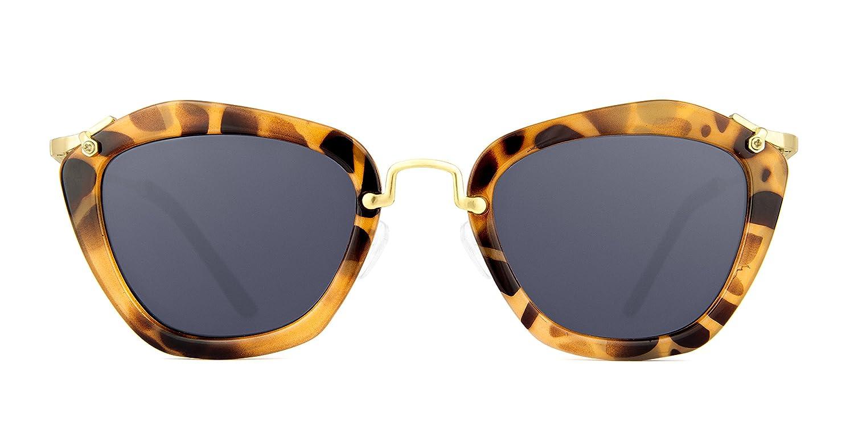 Maltessa Valeria (Carey) - Gafas de sol para mujer. Lo ...