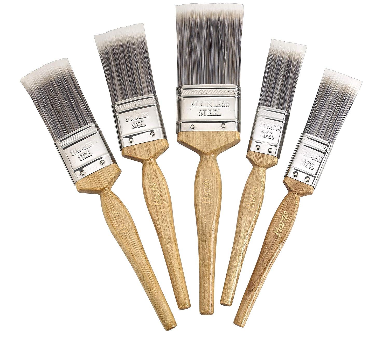 4x LG Harris 13190 Platinum Brush Set Pack of 5