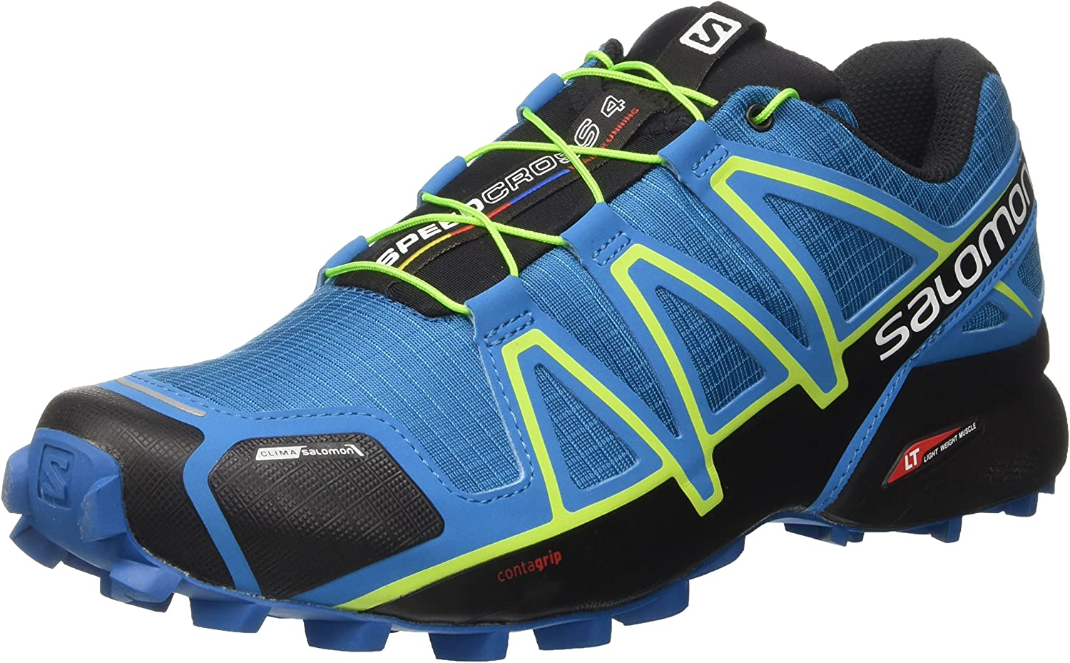 Salomon Men s Speedcross 4 Cs Trail Running Shoe