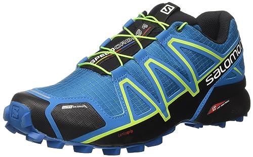 premium selection 5b277 ac3ee SALOMON Men's Speedcross 4 CS Training Running Shoes
