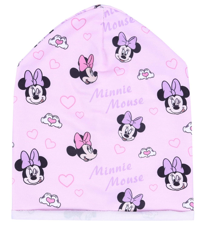 : Minnie Mouse puffetta Cappello Rosa : Disney :