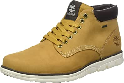 Timberland Men's Bradstreet Leather Gore-Tex Chukka Chukka Boot