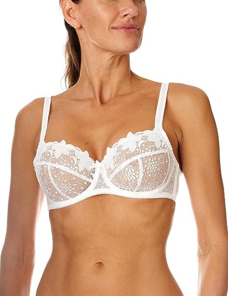 Bestform - Sujetador para mujer, talla 90E, color Blanco: Amazon.es: Ropa y accesorios