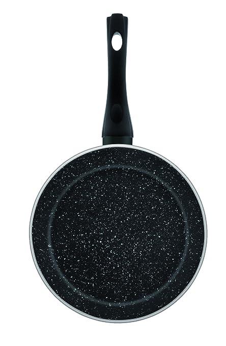 Jata Hogar Sartén, Aluminio Forjado, Negro, 18 cm: Amazon.es: Hogar