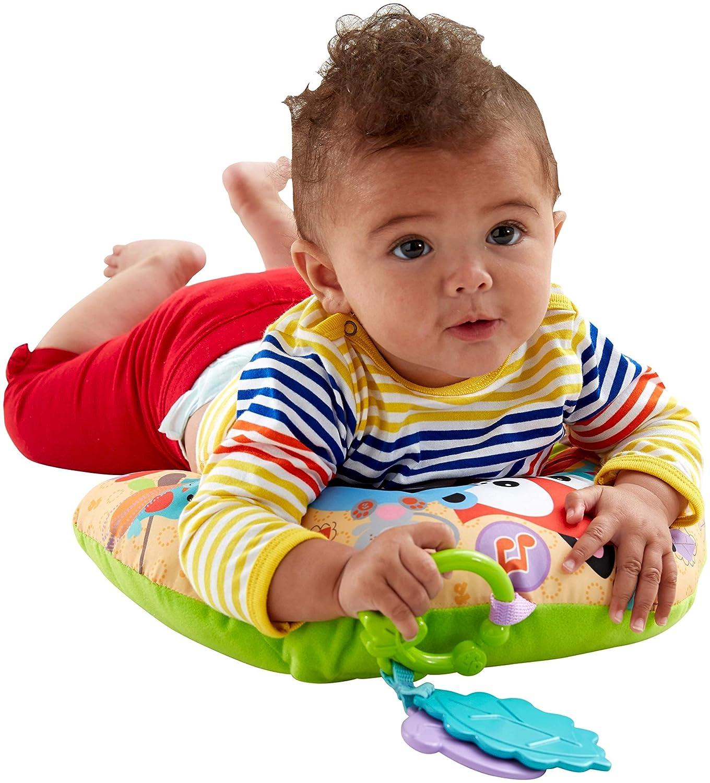 Fisher-Price - Almohadilla de media luna bosque, bebé +0 meses (Mattel CDN50): Amazon.es: Bebé