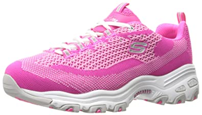 8656d3729475 Image Unavailable. Image not available for. Color  Skechers Sport Women s D Lites  Memory Foam Lace-up ...