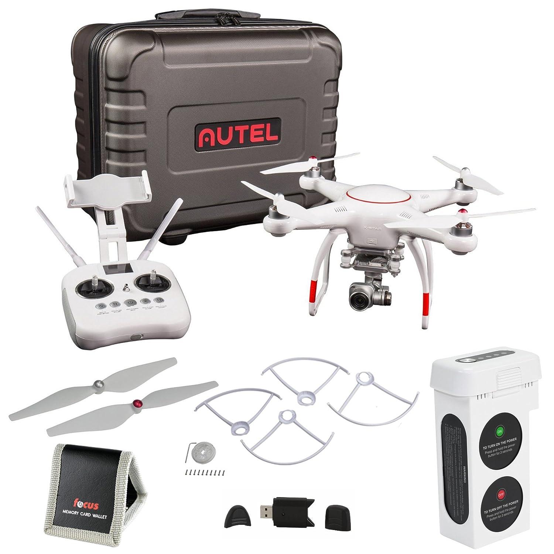 Autel robótica x-star Premium Drone W/4 K Cámara cartucho caso ...