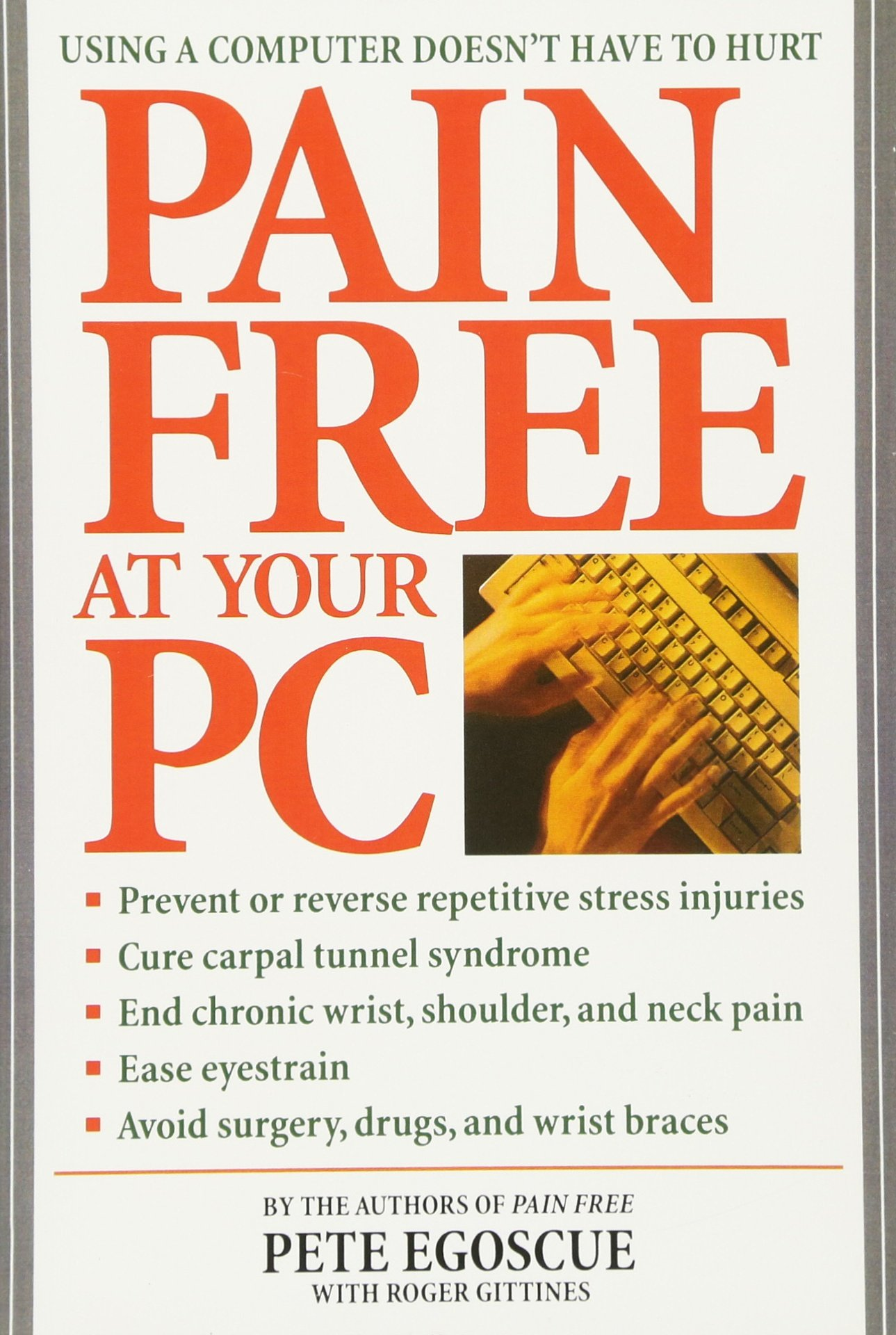 Pain Free Your PC Computer product image