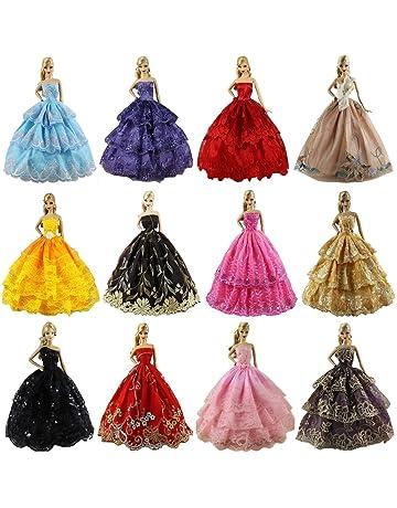 0f8d4686a602 ZITA ELEMENT Lot 6 Pcs Clothes Dress for 11.5