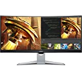 BenQ EX3501R 21:9 Ultrawide Curved QHD Monitor | 34 inch class (35 Inch) | HDR (3440 X 1440) | eye-care Tech | 100 Hz…