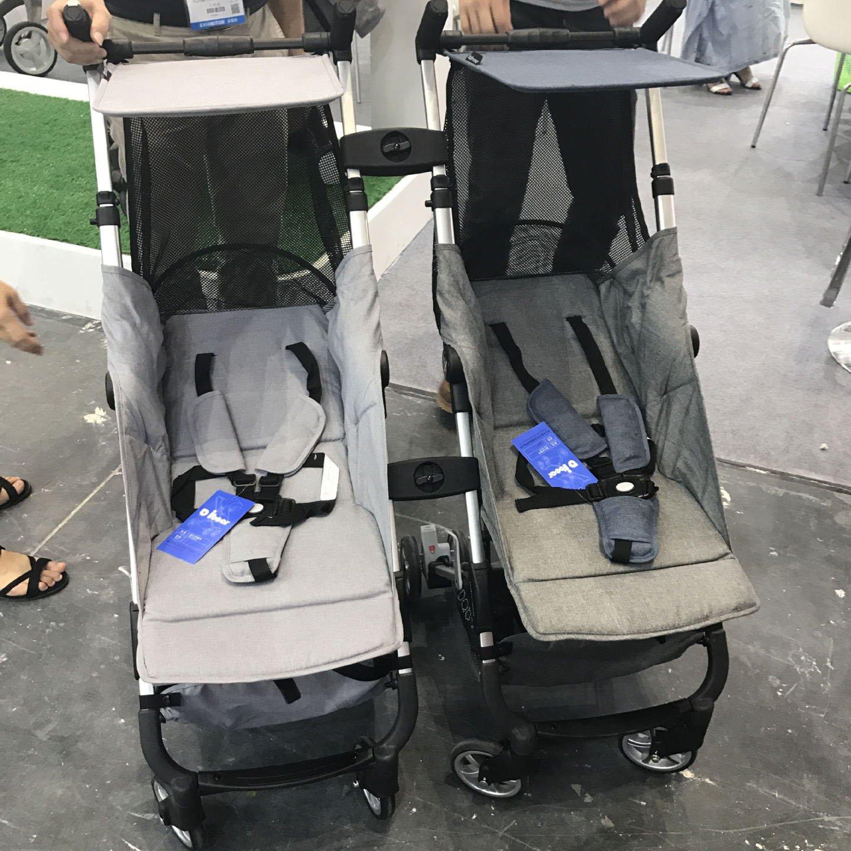 TOOGOO 3pcs Acoplador Bush insertar en los cochecitos para babyzen yoyo bebe yoya cochecito conector adaptador hacer YOYO en cochecitos gemelos: Amazon.es: ...