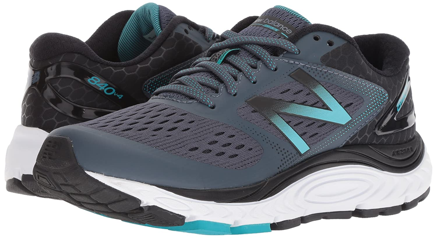New Balance Women's 840v4 Running US|Dark Shoe B01NGUAFE0 11 2E US|Dark Running Grey 0ca959