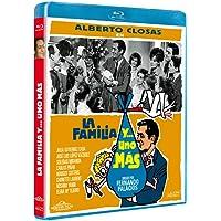 La familia y uno más [Blu-ray]